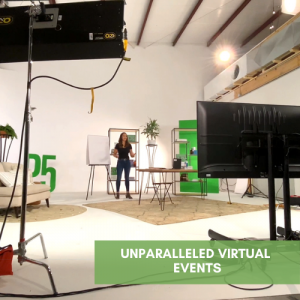 Unparalleled Virtual Events