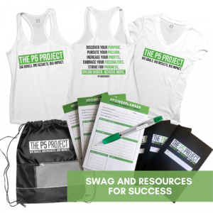 Swag and Resources for Success
