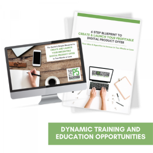 Dynamic Training and Opportunities