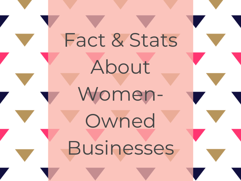 Stats on Women-Owned Businesses